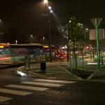 Passage d'un bus
